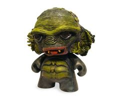 The Munny from the Black Lagoon