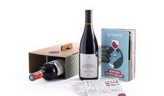 Le Petit Ballon, c'est recevoir chaque mois une box de 2 grands vins sélectionnés par notre Maître Sommelier et des conseils dégustation à partir de 19,90€.