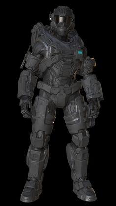 Halo Game, Halo 5, Weapon Concept Art, Armor Concept, Armadura Sci Fi, Batman Redesign, Halo Armor, Halo Spartan, Halo Series