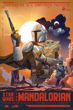 Hq Star Wars, Star Wars Fan Art, Star Wars Pictures, Star Wars Images, Regalos Star Wars, Mandalorian Poster, Cuadros Star Wars, Star Wars Drawings, Star Wars Wallpaper