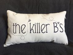 this is a custom made EXAMPLE pillow. insert your own quote, verse or saying in a font and style of your choice!       a b o u t t h e p r o d u c t     - 16x16 canvas pillow cover - 18x18 - 12x20 - hand-drawn - canvas fabric - black marker      p e r f e c t f o r     - home decor - bridal shower gift - wedding gift - engagement gift - anniversary gift - any gift!      c u s t o m i z e     - custom orders always available! - add custom quote, verse or saying in the note to shop when…