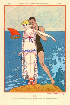 by George Barbier