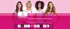 Thrive Goes Pink for Breast Cancer Awareness - Wearble Nutrition that donates to Breast Cancer research. Doesn't get better than that!