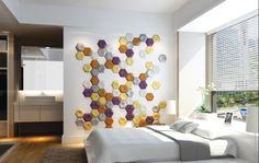 mopa3 - 6 Wall Decor, Range, Curtains, 3d, Colour, Modern, House, Ideas, Home Decor