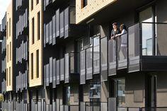 Dekleva Gregoric Arhitekti — Brick Neighbourhood