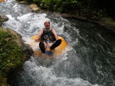 White River in Jamaica-- or I need to at least go tubing before summer is up!