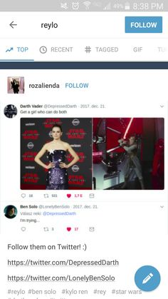 Reylo star wars the last jedi