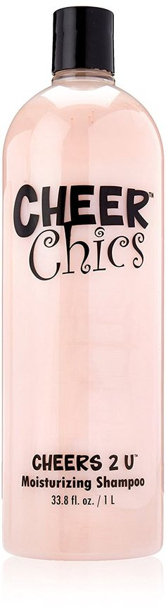 Cheer Chics Cheers 2 U Shampoo, 32 Fluid Ounce * Click image to read more details. #hairhowto