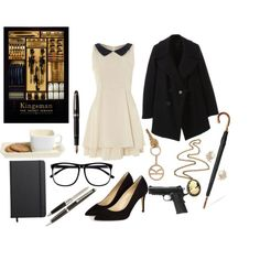 Kingsman: female agent by clairebear231 on Polyvore