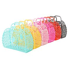 Sun Jellies jelly bags - Vintage style plastic shoppers, baskets and the French Original jelly shoes Cheap Western Boots, Cheap Boots, Boot Quotes, Clarks Shoes Women, Womens Nmd, Jelly Bag, Plastic Shoes, Saddle Shoes, Gelee