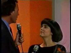 Mireille Mathieu & Julio Iglesias, Surprise en publique