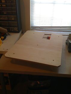 Make your own Sewing Extension Table