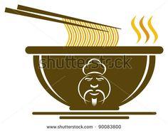 Chinese Food Design Fotos, imagens e fotografias Stock | Shutterstock