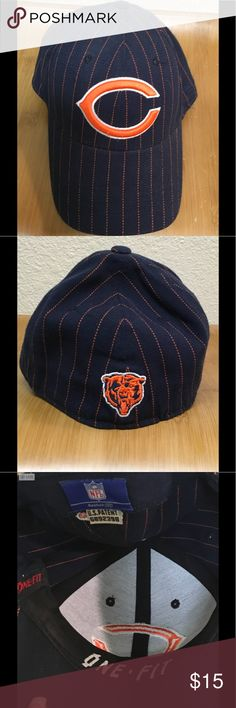Chicago Bears cap/hat One Fit Chicago Bears cap/hat Accessories Hats