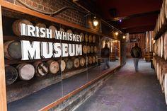 Irish whiskey museum, Dublin Whiskey tour