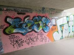 Graffiti Bruehl