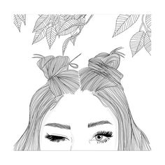 Instagram alexaspizza We Heart It ❤ liked on Polyvore featuring fillers and outline