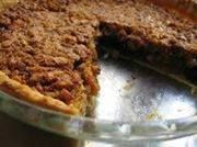 High Dollar Pie 4 eggs 1 cup corn syrup 1/2 cup sugar 1/2 cup packed brown sugar 1/3 cup butter melted 1 teaspoon vanilla 1/4 teaspoon salt 6 – ounce package semisweet chocolate chips 1 cup flaked coconut 1 cup pecan pieces 1 pie crust unbaked In a mixing bowl, combine eggs, corn syrup, …