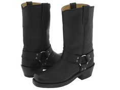 Durango RD510 Black Smooth Leather - Zappos.com Free Shipping BOTH Ways