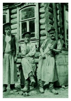 3 Russian Peasants