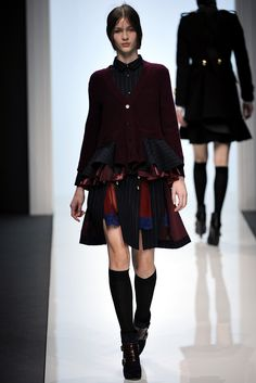 Sacai Fall 2012 Ready-to-Wear - Collection - Gallery - Style.com