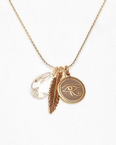 Alex and Ani necklace. Gold-tone or silver-tone plating on recycled brass base/glass. made in usa.