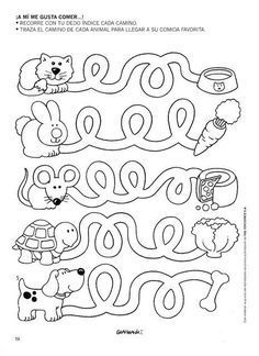 Crafts,Actvities and Worksheets for Preschool,Toddler and Kindergarten.Lots of worksheets and coloring pages. Preschool Writing, Preschool Learning Activities, Free Preschool, Preschool Printables, Kindergarten Worksheets, Preschool Activities, Kids Learning, Printable Mazes For Kids, Pre Writing