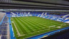 St Andrew's Stadium,  Birmingham, Inglaterra. Capacidad 30.000 espectadores, Equipo local Birmingham City.