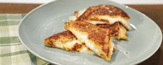 Take your grilled cheese to the next level!