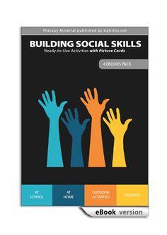 Building Social Skills | 4 eBooks PACK