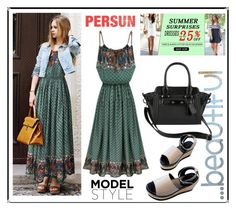 """""""SHOP - Persunmall"""" by ladymargaret ❤ liked on Polyvore featuring mode"""