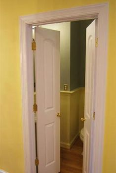double french door for bathroom