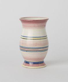 Art Deco ceramic vase – hellethygesen.com