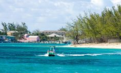 The view looking toward Alice Town, North Bimini. (From: PHOTO: 10 Most Romantic Islands in the World!)