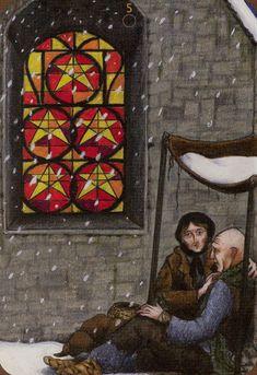 Five of Coins - Anna.K Tarot by Anna Klaffinger