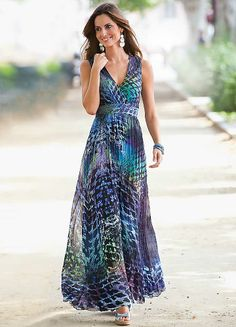 another possible for the wedding I'm a guest at. TogetherMaxiPrintDress