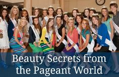 Love, The Skinnys: Pageant Beauty Secrets. Swipe left and right for more articles!