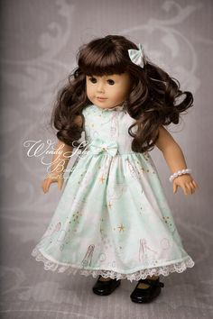 Set for AG Doll Clothing 18 inch Doll Doll by WendyLakesBoutique