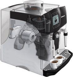 Ремонт кофемашины Saeco (Саеко)