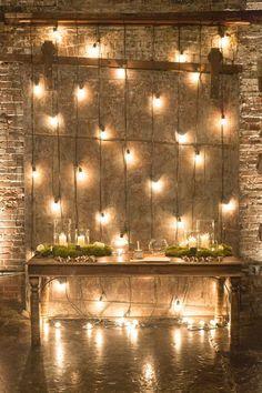 Beautiful Candlelit Wedding Ceremony - Deer Pearl Flowers / http://www.deerpearlflowers.com/wedding-ceremony-decor/beautiful-candlelit-wedding-ceremony/