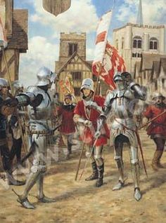 Battles of St. Albans | 1455/1461 | Battle of St Albans (1455)