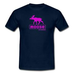 MooseofNorway T-skjorte | Spreadshirt | ID: 26228812