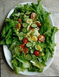 Delícia de salada pro Verão!