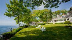Inn at Sunrise Point | Lincolnville, Maine BB
