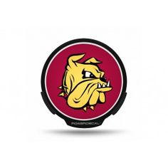Minnesota Duluth UMD Bulldogs Car/Vehicle Power Decal
