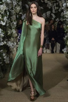 The Fashion Dish: Ralph Lauren Spring 2017 Ready To Wear