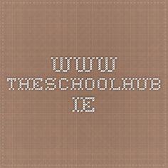 www.theschoolhub.ie Multiplication, Company Logo, Math Equations, Logos, School, Logo