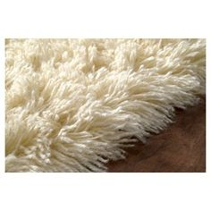 nuLOOM 100% Wool Hand Woven Genuine Greek Flokati Area Rug - Off-White (2' 6 x 8'), Off White