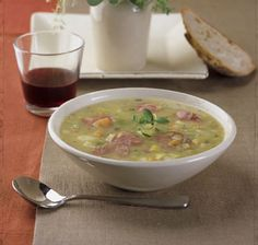 Sausage and Leek Soup Recipe | Epicurious.com