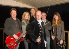 Rupert Younger and band, the new youngest ever High Sheriff of Hampshire, and that has a long history?